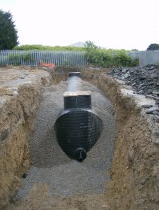 Drainage surveys in Yorkshire